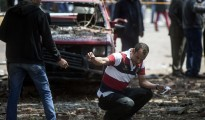 EGYPT-UNREST-BLAST-POLICE
